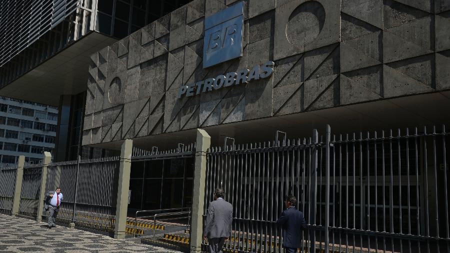 Sede da Petrobras, no Rio de Janeiro - Fernando Frazão/Agência Brasil