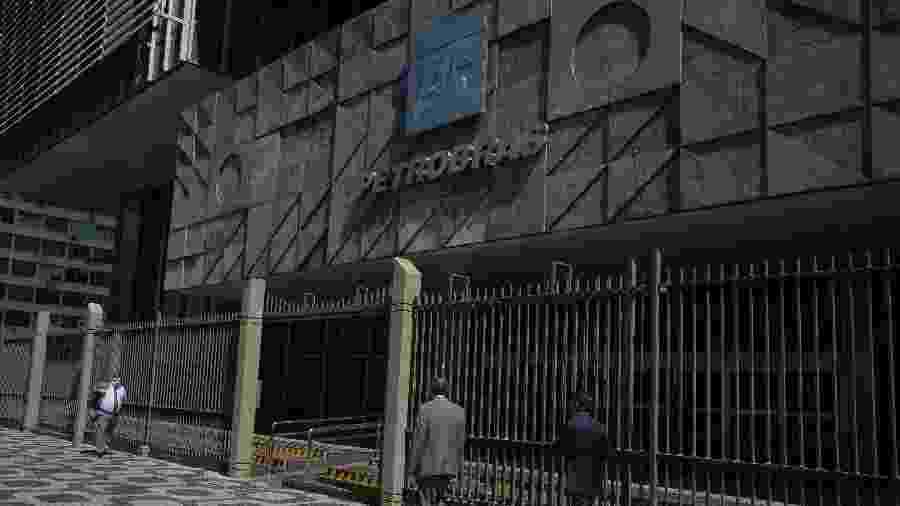 Sede da Petrobras, no Rio de Janeiro - Por Marta Nogueira