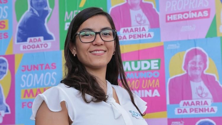 Por conta de sua inovação, Anna Luísa foi homenageada e premiada no evento Força Meninas - Divulgação Força Meninas