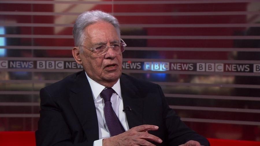 """Em entrevista exclusiva à BBC News Brasil, ex-presidente Fernando Henrique Cardoso disse que taxar seguro-desemprego é medida """"ridícula"""" de políticos que vivem numa """"bolha"""". - BBC News Brasil"""
