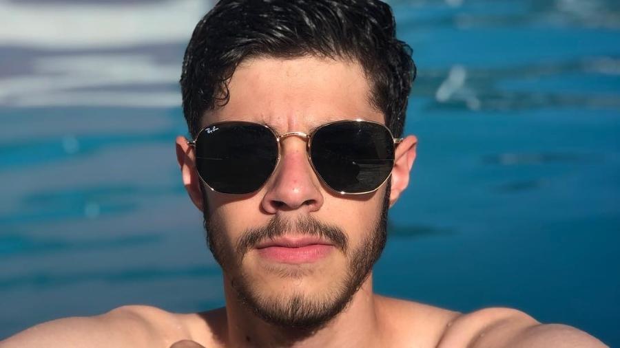 Paulo Otavio Martins Dias Vieira, filho do prefeito de Itarantim (BA), Paulo Silva Vieira (DEM) - Reprodução/Instagram