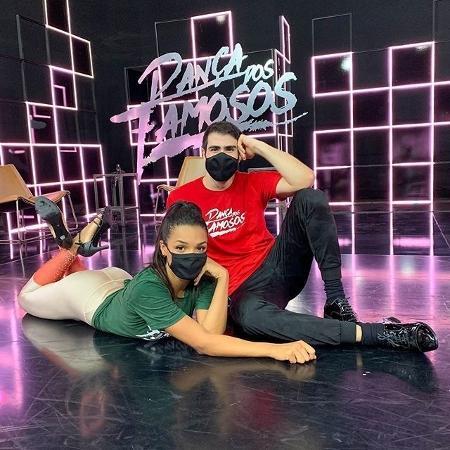 """O ator Juliano Laham descobriu um tumor e precisou ser afastado do """"Dança dos Famosos"""" - Reprodução/Instagram"""