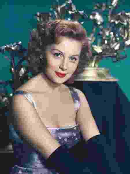 A atriz Rhonda Fleming morreu aos 97 anos, na Califórnia - Getty Images