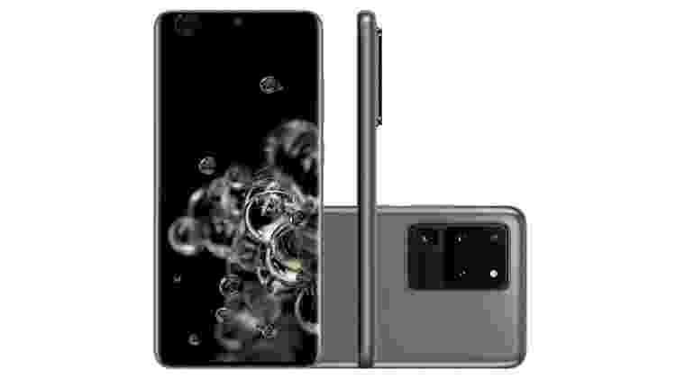 Galaxy S20 Ultra - Divulgação - Divulgação