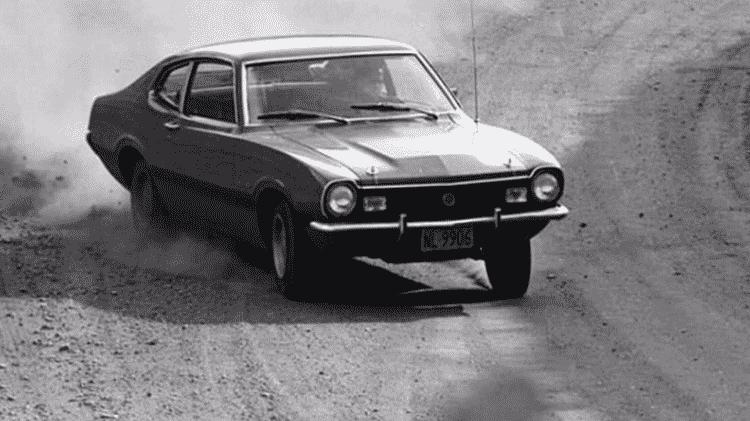 Lançamento do Maverick no Brasil, 1973 - Divulgação/Ford - Divulgação/Ford