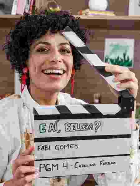 Fabi Gomes | Casa UOL - Mariana Pekin - Mariana Pekin