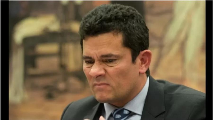 O ex-juiz e ex-ministro Sergio Moro: pois é, ele também está tendo encontros marcados com o seu verdadeiro legado para o mundo do direito. E é um desastre - Lula Marques/Agência PT