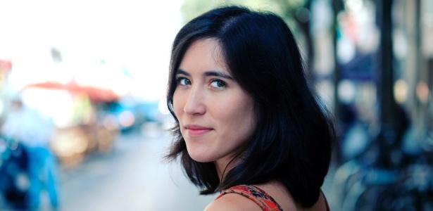 29.jan.2016 - A diretora de tendências do Happn, Marie Cosnard, que veio ao Brasil para a Campus Party 2016 - Divulgação