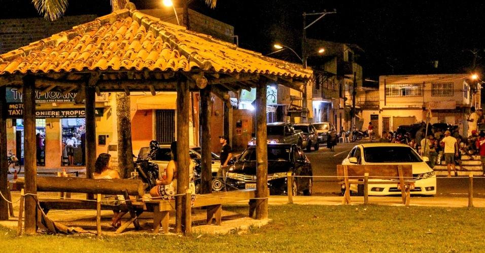 O tráfico de drogas é apontado como o principal motivo para a escalada da violência em Mata de São João (BA)