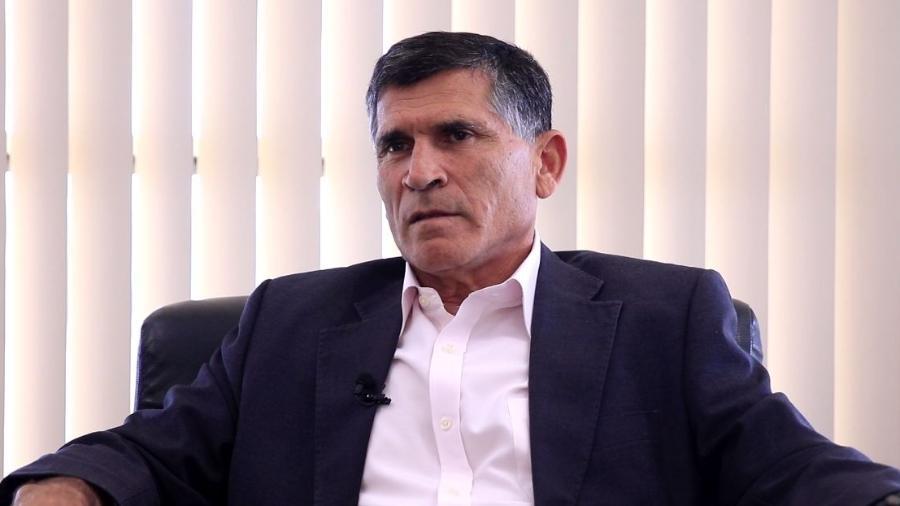 General Carlos Alberto dos Santos Cruz, ministro-chefe da Secretaria de Governo - UOL