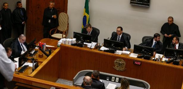 Julgamento do habeas corpus preventivo de Lula no STJ