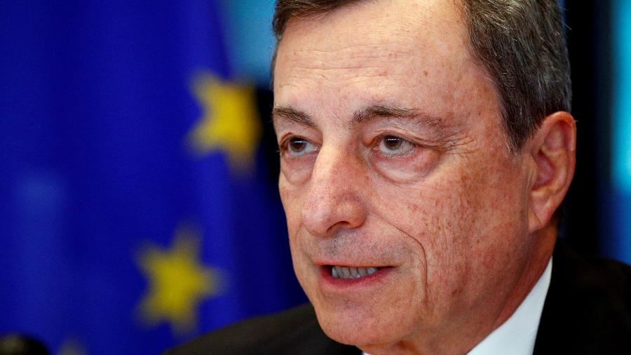 Premiê italiano, Mario Draghi, alerta Vaticano a não interferir em projeto contra homofobia - Francois Lenoir/Reuters
