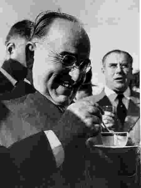 Getúlio Vargas e o café - Laércio/Acervo UH/Folhapress - Laércio/Acervo UH/Folhapress