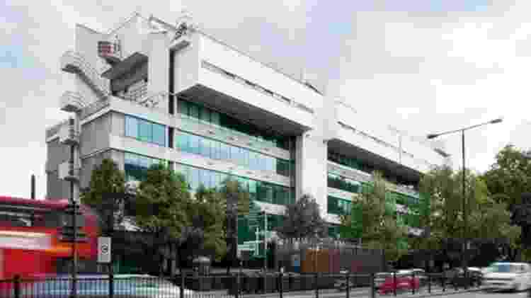 University of Westminster/BBC