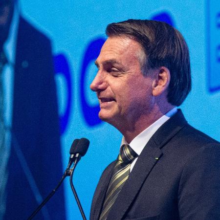 O Presidente da República, Jair Bolsonaro - Spaca/FramePhoto/Estadão Conteúdo