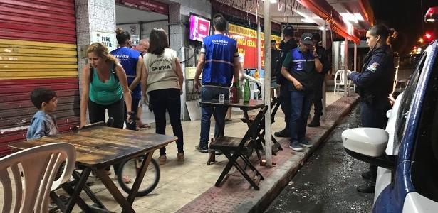 Coronavírus | Comerciante se nega a fechar bar e é preso no ES