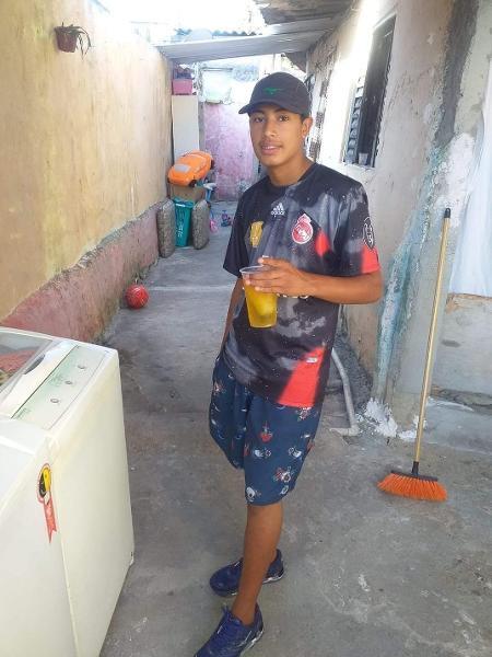 Guilherme Silva Guedes, morto na Vila Clara - Reprodução/ Facebook