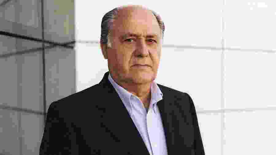 Amancio Ortega, presidente e fundador do Grupo Inditex - EFE
