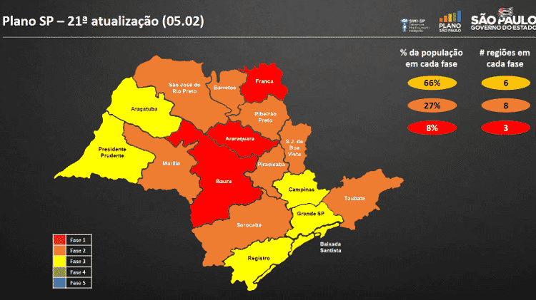mapa - Reprodução - Reprodução