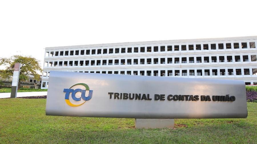 Sede do TCU (Tribunal de Contas da União), em Brasília - Saulo Cruz/TCU