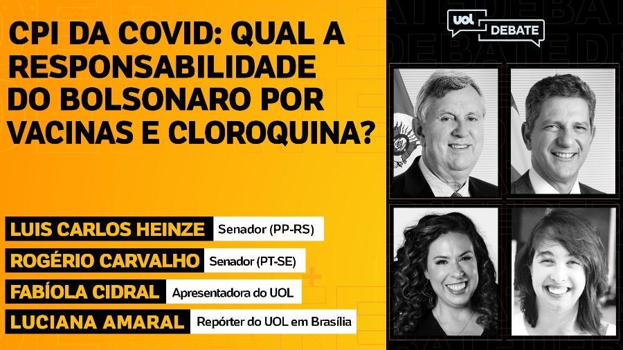 UOL Debate (17.05.21) - Arte/UOL