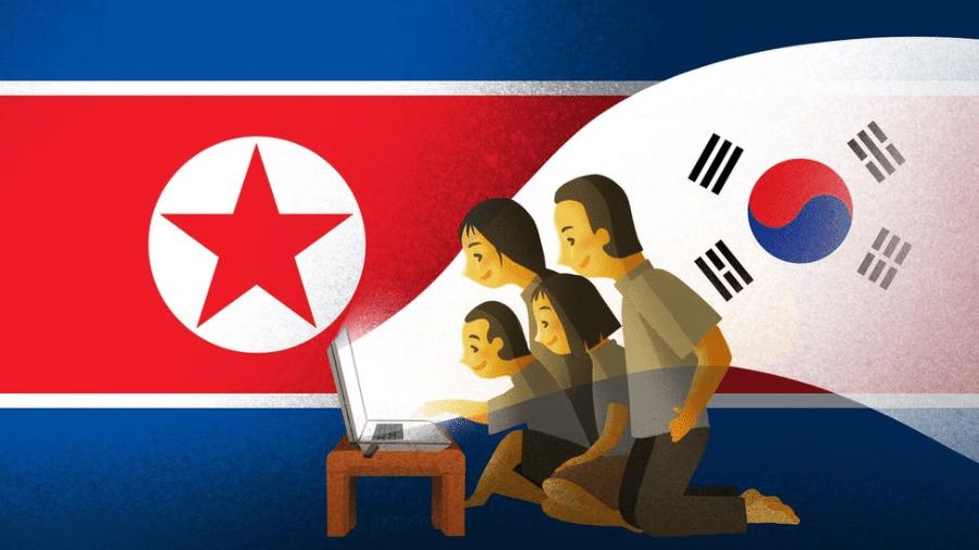 Embora ilegal, muitos no Norte assistem a programas sul-coreanos - BBC