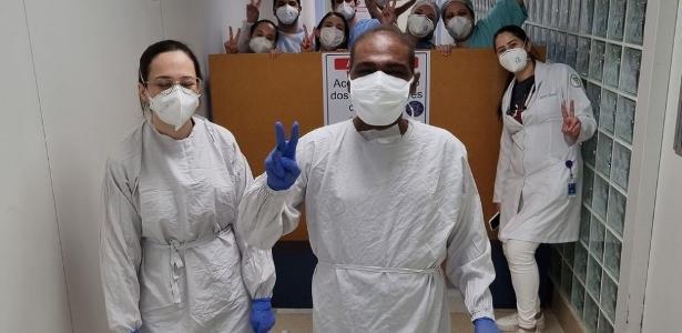 Após 4 meses, paciente troca pulmão artificial por transplantado, em SP