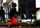 Libéria vira exemplo no combate ao crime com o uso de terapia - Joel Robine/AFP - 26.may.1996