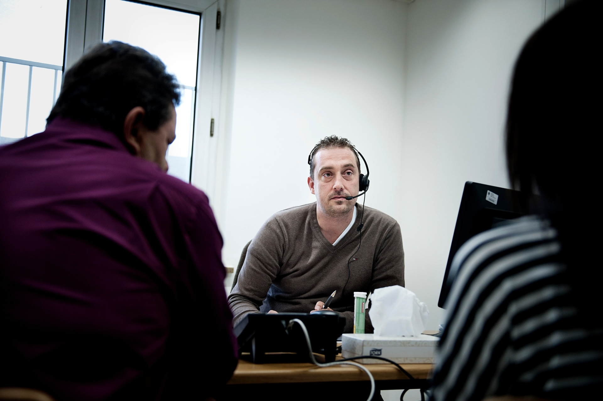 Entrevista de asilo na Alemanha