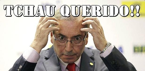 Memes com piadas sobre Eduardo Cunha se multiplicaram nas redes sociais