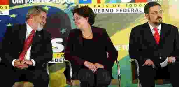 Palocci foi ministro de Lula e de Dilma - Alan Marques/Folhapress