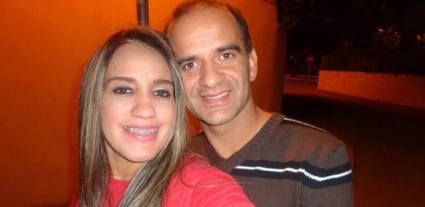 Marcos Campos Nogueira e sua mulher Janaína Santos Américo foram encontrados mortos na Espanha, onde viviam - Reprodução