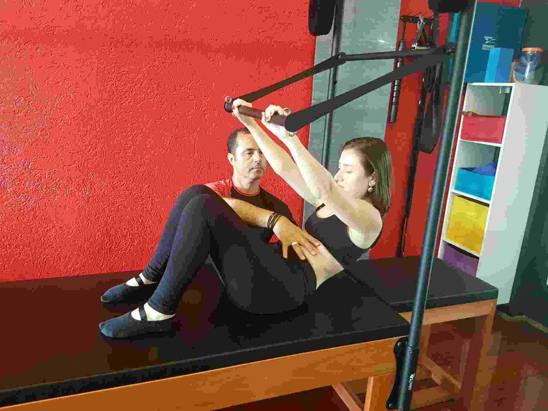 Pure Pilates - Divulgação