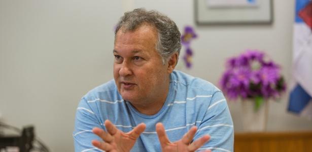 Cesar Benjamin foi exonerado do comando da Secretaria de Educação nesta quarta (11) - Ricardo Borges/Folhapress