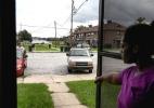 Conjunto habitacional inundado nos EUA mostra que os pobres sofrem o pior da tempestade - Ilana Panich-Linsman/The New York Times