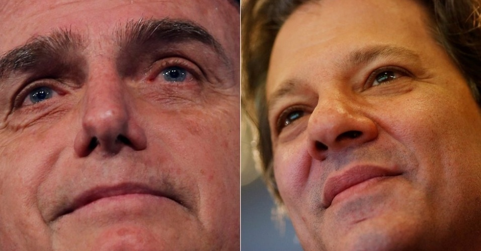 Sobre episódios de violência | Bolsonaro pede direito de resposta contra Haddad