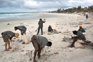 Aborígenes australianos preservam sua cultura ao proteger o meio ambiente (Foto: David Maurice Smith/The New York Times)