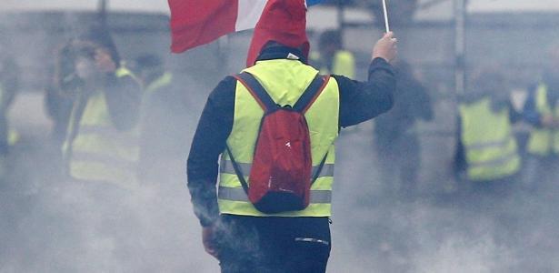 Manifestações de 'jalecos amarelos' adiaram partidas de Paris Saint-Germain, Monaco e Olympique de Marselha para janeiro