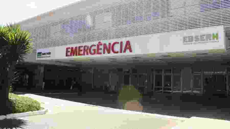 Hospital Universitário de Brasília (HUB), da UNB, gerenciado pela estatal Ebserh - Ebserh/Divulgação