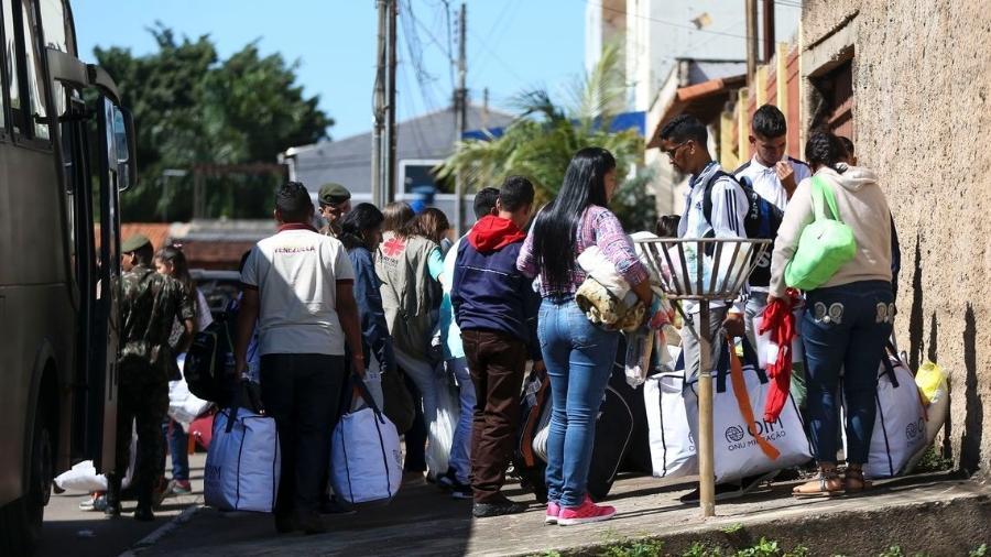 Venezuelanos no Brasil - Marcelo Camargo-Agência Brasil