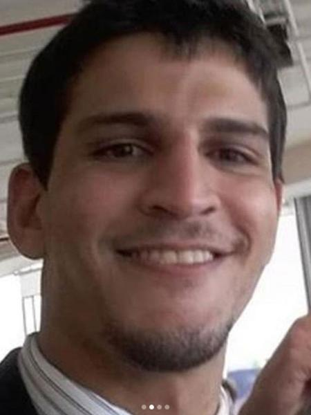 Vinicius Serra, acusado de agredir a empresária Elaine Caparróz - Reprodução/Instagram/Kyra Gracie