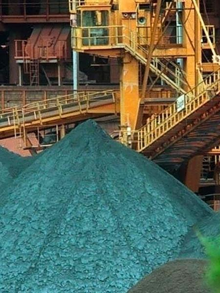 Extração de minério de ferro: exportações contam com empresas em paraísos fiscais - Moacyr Lopes/Folhapress