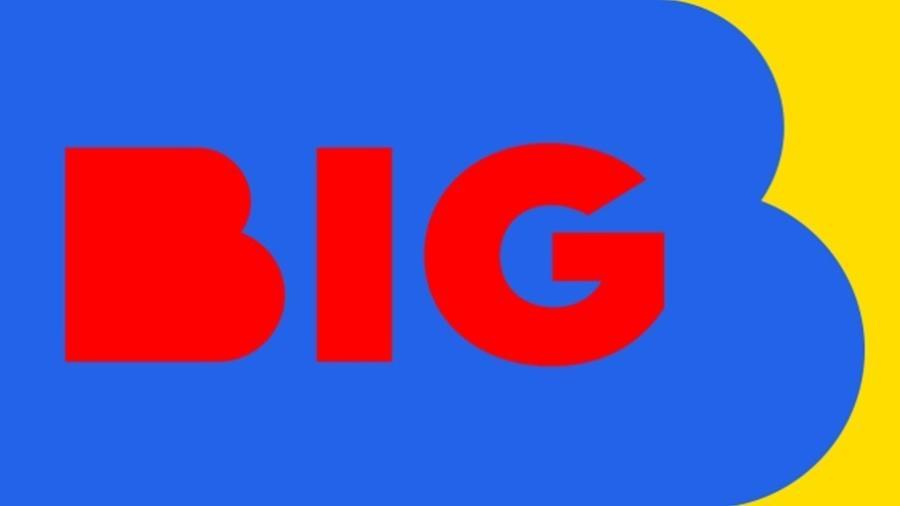Logomarca do grupo BIG - Reprodução