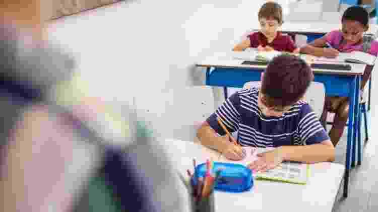 Argentinos têm, em média, mais tempo de escolaridade que brasileiros - Getty Images - Getty Images