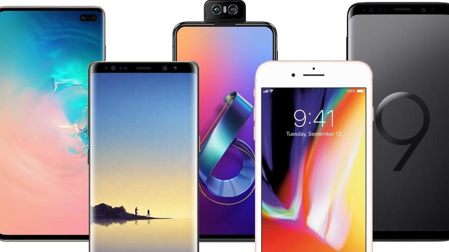 Black Friday 2019: veja detalhes dos celulares que custam até R$ 3.000 - Arte/UOL