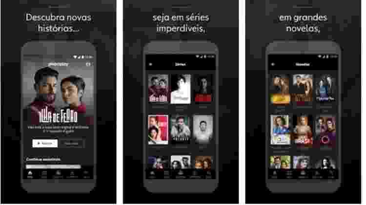 Baixe Estes Apps - Globoplay - Reprodução - Reprodução