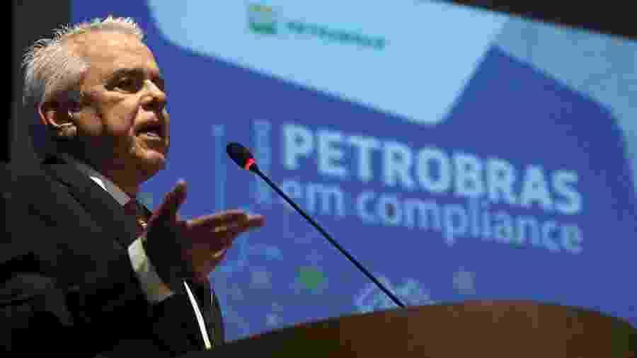 Roberto Castello Branco, presidente da Petrobras, durante evento no Rio de Janeiro em dezembro de 2019 - REUTERS/Sergio Moraes