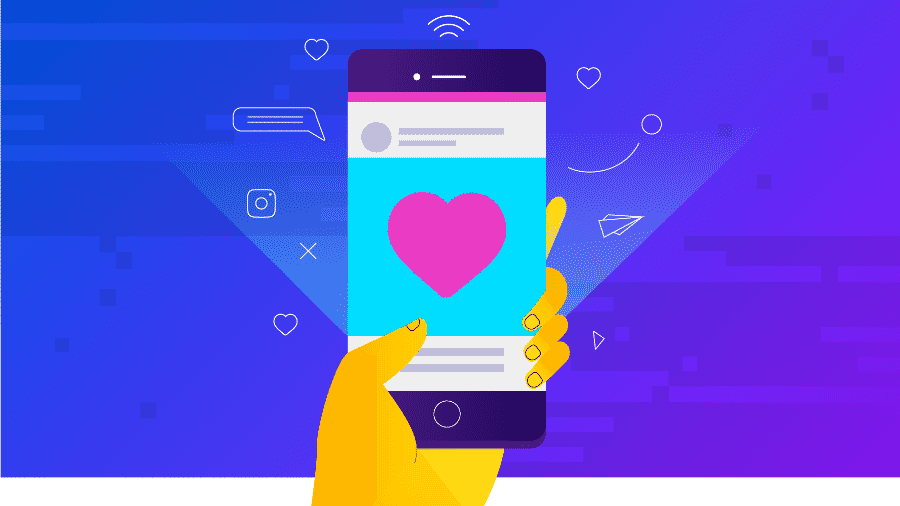 Foto no celular do usuário poderia forçar Instagram a ceder dados a hackers - Arte UOL