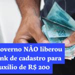 Governo não abriu cadastro para interessados em auxílio de R$ 200 para autônomos que perderam trabalho por conta do coronavírus - Arte UOL