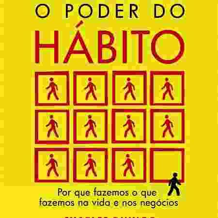 O poder do hábito, de Charles Duhigg - Divulgação - Divulgação